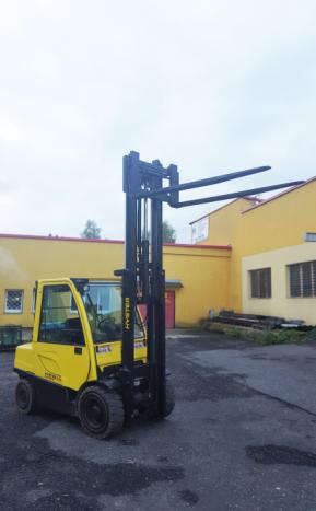 HYSTER H 3.5